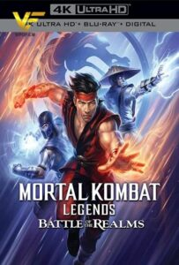 دانلود انیمیشن افسانه مورتال کمبت: انتقام عقرب Mortal Kombat Legends: Battle of the Realms 2021