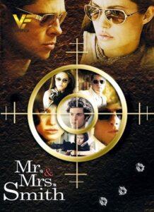 دانلود فیلم آقا و خانم اسمیت Mr. & Mrs. Smith 2005 دوبله فارسی