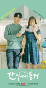 دانلود سریال کره ای هم اتاقی من یک روباهه 2021 My Roommate Is a Gumiho
