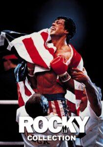 دانلود کالکشن فیلم های راکی Rocky movies