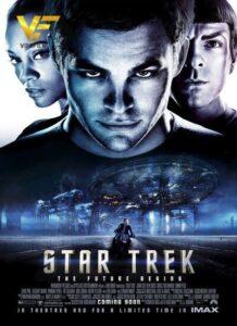 دانلود فیلم پیشتازان فضا Star Trek 2009 دوبله فارسی