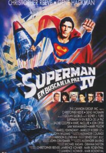 دانلود فیلم سوپر من 4 تلاش برای صلح Superman 4 The Quest for Peace 1987