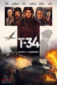 دانلود فیلم جنگی تی ۳۴ T-34 2018
