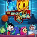 دانلود انیمیشن Teen Titans Go See Space Jam 2021