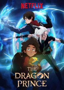 دانلود انیمیشن سریالی شاهزاده اژدها 2018 The Dragon Prince دوبله فارسی