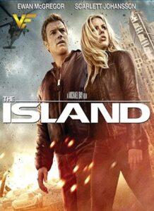 دانلود فیلم جزیره The Island 2005 دوبله فارسی