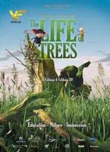 دانلود انیمیشن زندگی درختان The Life of Trees 2012 دوبله فارسی
