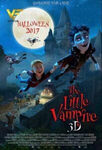 دانلود انیمیشن خون آشام کوچک The Little Vampire 2017