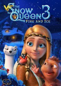 دانلود انیمیشن ملکه برفی 3 آتش و یخ The Snow Queen 3 2016