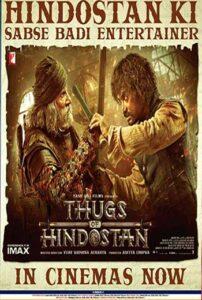 دانلود فیلم هندی هندوستان آزاد Thugs of Hindostan 2018