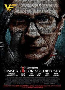 دانلود فیلم بندزن خیاط سرباز جاسوس Tinker Tailor Soldier Spy 2011 دوبله فارسی