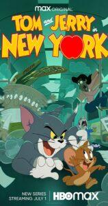 دانلود سریال تام و جری در نیویورک Tom and Jerry in New York 2021