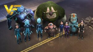 دانلود انیمیشن شکارچیان ترول ظهور تیتان ها Trollhunters: Rise of the Titans 2021