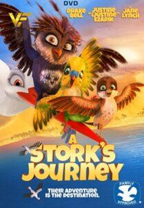 دانلود انیمیشن سفر لک لک ها (ریچارد) A Stork's Journey 2017