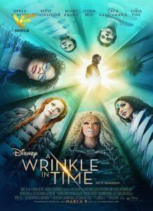 دانلود فیلم چروکی در زمان A Wrinkle in Time 2018 دوبله فارسی