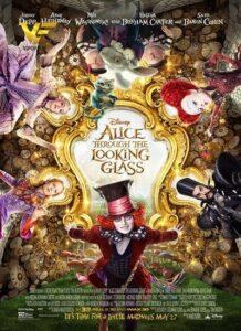 دانلود فیلم Alice Through the Looking Glass 2016 دوبله فارسی