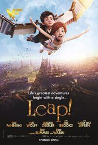 دانلود انیمیشن پرنسس رویاها Leap Ballerina 2016