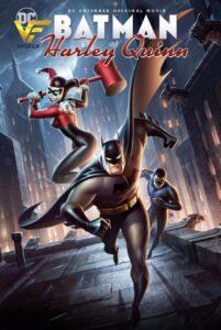 دانلود انیمیشن بتمن و هارلی کوئین Batman and Harley Quinn 2017