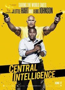 دانلود فیلم جاسوس مرکزی Central Intelligence 2016 دوبله فارسی