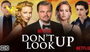 دانلود فیلم نگاه نکن Don't look up 2021