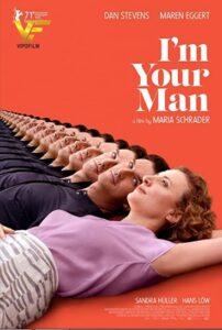 دانلود فیلم من مرد تو هستم I'm Your Man 2021