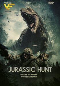 دانلود فیلم شکار ژوراسیک Jurassic Hunt 2021