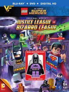 دانلود انیمیشن لگو لیگ عدالت: برخورد کیهانی Lego DC Comics Super Heroes: Justice League - Cosmic Clash 2016