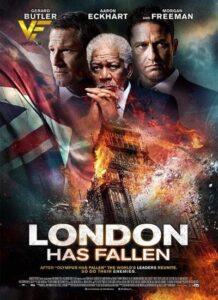 دانلود فیلم سقوط لندن London Has Fallen 2016 دوبله فارسی