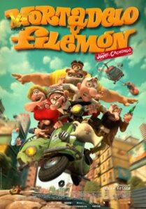 دانلود انیمیشن مورتادلو و فیلمون Mortadelo & Filemon 2014