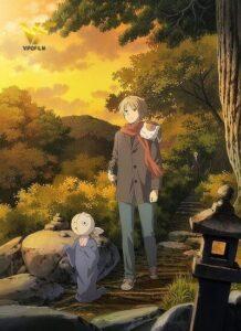 دانلود انیمیشن Natsume Yuujinchou: Ishi Okoshi to Ayashiki Raihousha 2021 دوبله فارسی