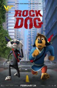دانلود انیمیشن سگ آوازخوان Rock Dog 2016