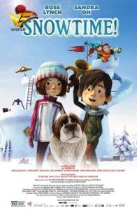دانلود انیمیشن روز برفی Snowtime! 2015