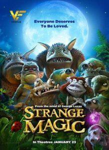 دانلود انیمیشن جادوی عجیب Strange Magic 2015 دوبله فارسی