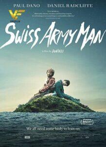 دانلود فیلم مرد چاقو سوئیسی Swiss Army Man 2016 دوبله فارسی