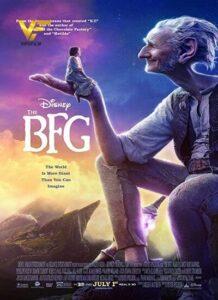 دانلود فیلم غول بزرگ مهربان The BFG 2016 دوبله فارسی