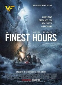 دانلود فیلم ساعات طلایی The Finest Hours 2016 دوبله فارسی