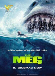 دانلود فیلم مگ The Meg 2018 دوبله فارسی