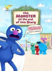 دانلود انیمیشن The Monster at the End of This Story 2020 دوبله فارسی