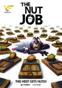 دانلود انیمیشن عملیات آجیلی The Nut Job 2014