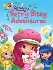دانلود انیمیشن توت فرنگی کوچولو The Strawberry Shortcake Movie 2009