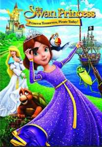 دانلود انیمیشن شاهزاده قو: شاهزاده فردا ، دزدان دریایی امروز! The Swan Princess: Princess Tomorrow, Pirate Today! 2016