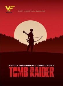دانلود فیلم توم رایدر Tomb Raider 2018 دوبله فارسی