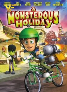 دانلود انیمیشن تعطیلات هیولایی A Monsterous Holiday 2013 دوبله فارسی