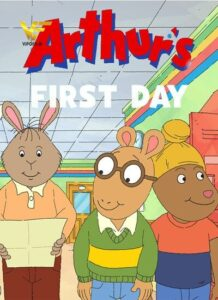 دانلود انیمیشن اولین روز آرتور Arthur's First Day 2021