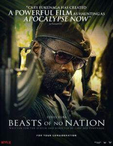 دانلود فیلم جانوران بی مرز و بوم Beasts of No Nation 2015