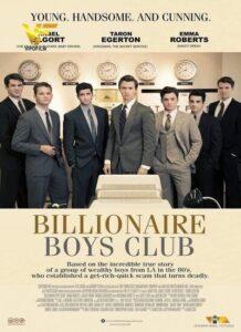 دانلود فیلم باشگاه پسران میلیاردر Billionaire Boys Club 2018 دوبله فارسی