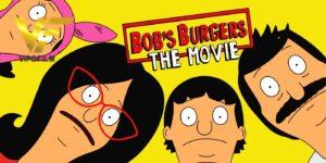 دانلود انیمیشن برگری باب 2022 Bob's Burgers: The Movie