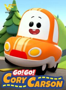 دانلود فصل پنجم انیمیشن سریالی برو! برو! کوری کارسون Go! Go! Cory Carson 2021 دوبله فارسی
