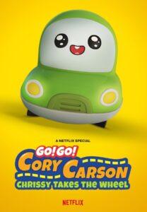 دانلود انیمیشن برو! برو! کری کارسون Go! Go! Cory Carson: Chrissy Takes the Wheel 2021