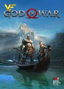 دانلود انیمیشن قهرمان جنگ God of War 2018 دوبله فارسی